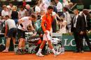 La demi-finale Djokovic-Murray reprendra samedi