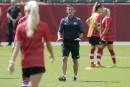 L'équipe canadienne en mission à la Coupe du monde féminine