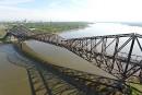 Peinture du pont de Québec: imposée par Ottawa, payée par Québec