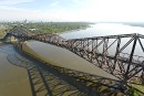 Pont de Québec: les libéraux fédéraux veulent négocier