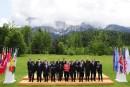 Le G7 en faveur d'une baisse «importante» des émissions de CO<sub>2</sub>