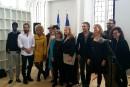 Maison de la littérature: 80 artistes et 300 oiseaux pour le parcours déambulatoire