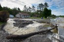 Pluies diluviennes: mesures d'urgence déclenchées à Coaticook et Compton