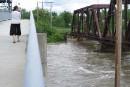 De 60 à 80 mm de pluie sur l'Estrie: lesmesures d'urgence déclenchées au centre-ville