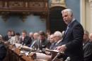 Couillard s'oppose à l'abolition du Sénat