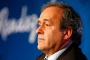 FIFA: Michel Platini refuse de dire s'il sera candidat