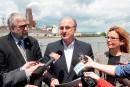 Agrandissement du Port de Québec: Shoiry réclame une étude du BAPE