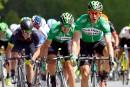 Tour de Beauce: coup double espagnol à la première étape