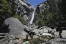Le célèbre parc Yosemitevictime de la sécheresse
