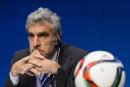 FIFA: le directeur des affaires publiques quitte son poste