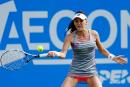 Agnieszka Radwanska accède aux quarts de finale à Nottingham
