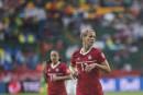 Coupe du monde: le Canada et la Nouvelle-Zélande terminent à 0-0