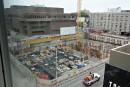 Place Jacques-Cartier: bris de contrat coûteux
