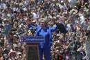 Hillary Clinton lance la 2<sup>e</sup> phase de sa campagne pour la Maison-Blanche