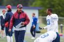 Anthony Calvillo entame sa première saison comme entraîneur