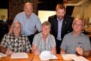 Les maires de l'Île d'Orléans refusentd'étudier la fusion