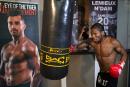 La boxe avant la bourse pour Hassan N'Dam