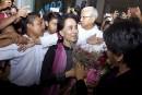 Aung San Suu Kyi prône la prudence au sujet des Rohingya