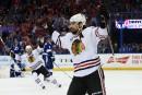 Blackhawks: après l'euphorie de la victoire, des dossiers à régler
