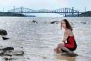 Heidi Levasseur se dit prête à traverser l'océan à la nage en 2018