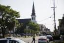 L'église Emanuel, symbole de l'histoire de la communauté noire du sud des États-Unis