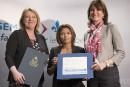 L'épouse de Raif Badawi reçoit un certificat d'Immigration Québec