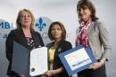L'épouse de Raif Badawi reçoit le certificat d'Immigration Québec