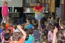 L'école de Wotton reçoit finalement sa Grande récompense à domicile