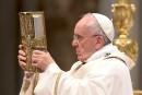 Le pape à la défense de l'environnement