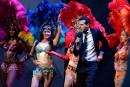 Gala Olivier Martineau: bouffon et mordant