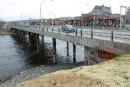 Toujours pas d'échéancier pour la reconstruction du pont des Grandes-Fourches