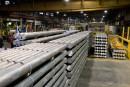 Trump frappera les importations d'acier et d'aluminium d'importantes taxes