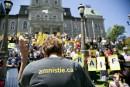L'appui à Raif Badawi ne se dément pas