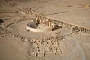 L'EI a truffé d'explosifs le site antique de Palmyre