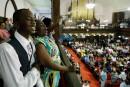 L'église de Charleston, rouverte, dénonce la tuerie du «diable»