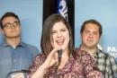 Une nouvelle présidente de l'aile jeunesse du PQ: «La division, c'est fini»