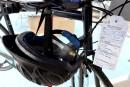Plaidoyer pour le port du casque à vélo