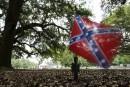 Le drapeau confédéré, symbole d'une histoire controversée