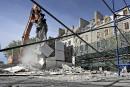 <em>Dialogue avec l'histoire: </em>les experts optaient pour la restauration