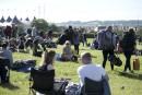 Glastonbury et les festivals britanniques attirent les touristes