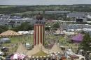 Le réputé festival de Glastonbury ouvre ses portes en Angleterre