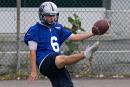 Alouettes: Sean Whyte sera-t-il en uniforme?