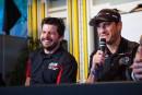 Dumoulin en rallycross au GP3R