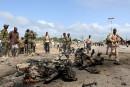 Somalie: les shebab font des dizaines de morts dans l'attaque d'une base de l'UA