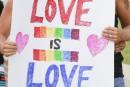 «L'amour a gagné»