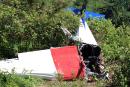 Écrasement à Bonaventure: le pilote avait construit son avion