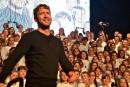 Festival en chanson de Petite-Vallée: torrent d'émotions pour Kevin Parent