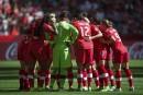 Mondial féminin: le Canada éliminé par l'Angleterre en quarts