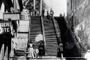 L'escalier Casse-Cou en 1892