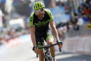 Ryder Hesjedal agira comme co-leader de Cannondale-Garmin <strong></strong>